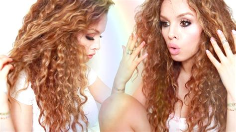 spring 2015 hair style galleries my go to curly hair routine for spring 2015 youtube