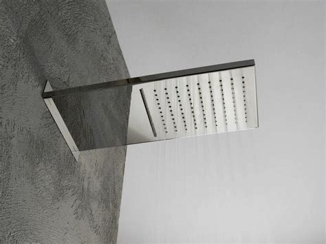 soffione doccia a muro showers soffione a muro by rubinetterie 3m