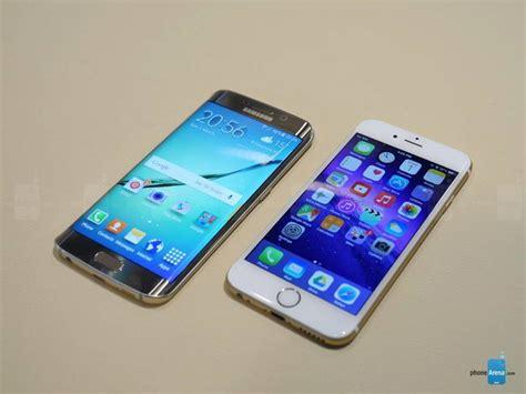 fotocamera interna iphone 4s samsung galaxy s6 edge vs iphone 6 comparatia design