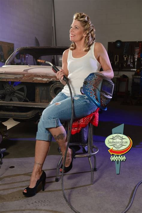 cowgirl pinup tattoos