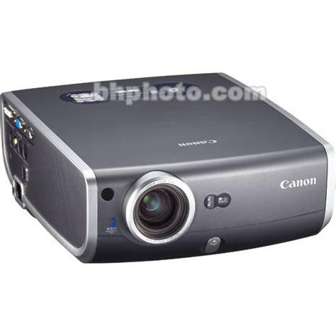 Lcd Projector Canon Le5 W 500 Ansi 1 canon realis sx600 sxga projector 1293b002 b h photo