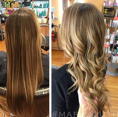 long blonde hairstyles and colours 25 brown and blonde hair ideas hairstyles haircuts