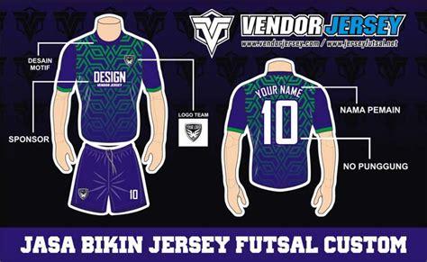 Baju Bola Futsal buat baju bola futsal vendor jersey futsal