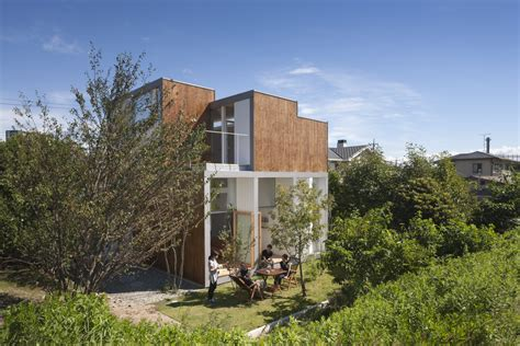house of passage house passage of landscape ihrmk archdaily