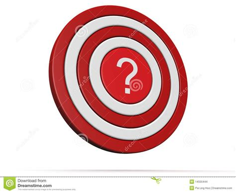Lost Gift Card Target - lost and confusion target concept stock images image 14555444