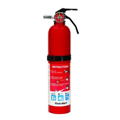 alert 1 a 10 b c rechargeable home extinguisher