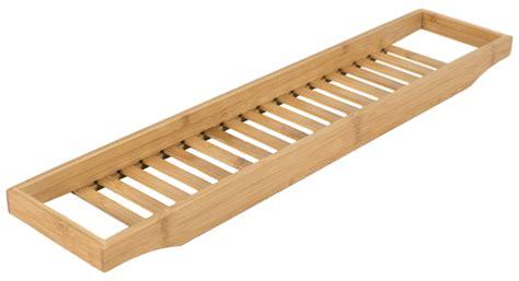 badezimmer regal aus bambus regal badewanne bambus