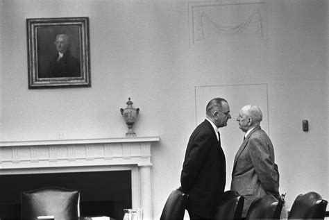 Lyndon Johnson Bathroom by Lyndon B Johnson Knew How To A Time