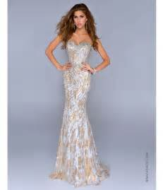 1000 ideas about gold mermaid prom dresses on pinterest gold