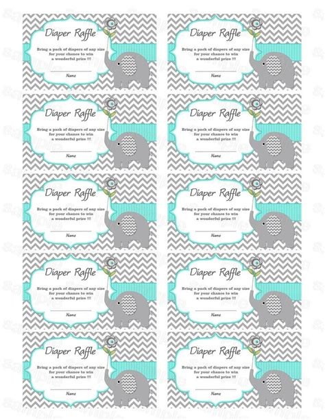 printable raffle tickets 8 per page 25 unique printable raffle tickets ideas on pinterest