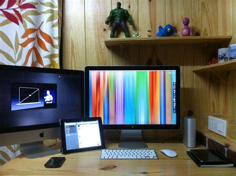 Photographers Desk Setup Preshit Deorukhkar S Sweet Mac Setup The Sweet Setup