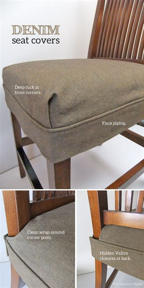 how to cover dining room chair seats the slipcover maker inspiring furniture makeovers from