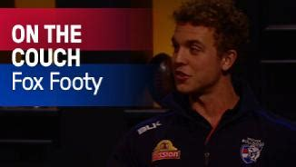on the couch afl official afl website of the western bulldogs