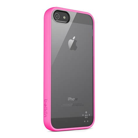 Tryit Hybrid Slim Fit For Iphone 55s Black pink iphone 5 cases you should try best iphone cases and accessories