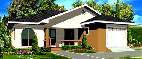 Modern Home House Plans by Ghana House Plans Tutu House Plan
