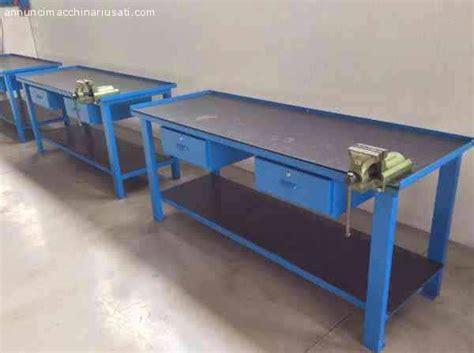 tavolo da lavoro usato banco da lavoro con morsa usato banco da lavoro usato