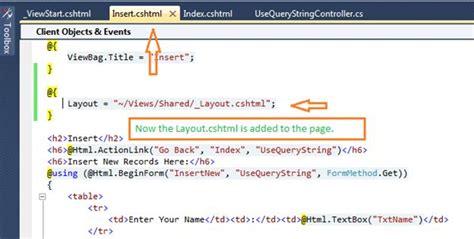 layout cshtml viewstart page in asp net mvc 3