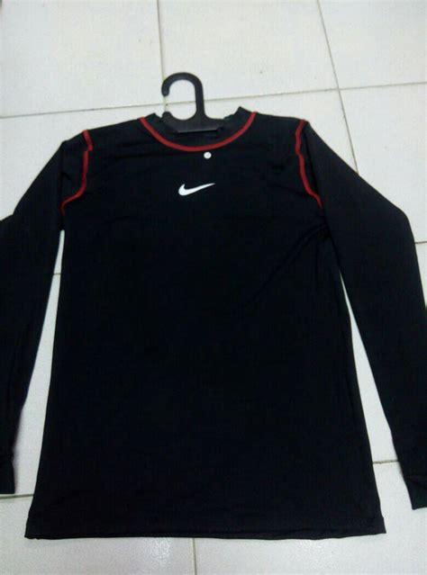 Baju Renang Nike jual baju renang atasan lengan panjang nike cewek cowok unisex ulishop16
