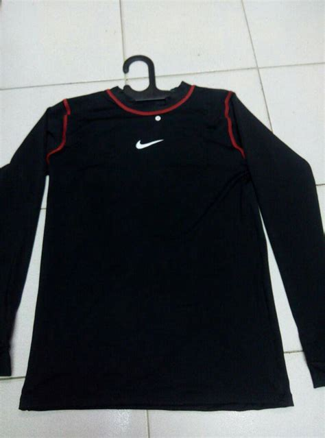 Kaos Cowok Pria Nike baju nike cowok sports legging celana legging sport