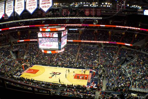 section 401 a 17 capital one arena section 401 washington wizards