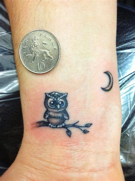 small greek tattoos only best 25 ideas about owl wrist on