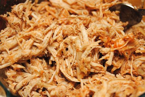 shredded chicken tacos recipe dishmaps