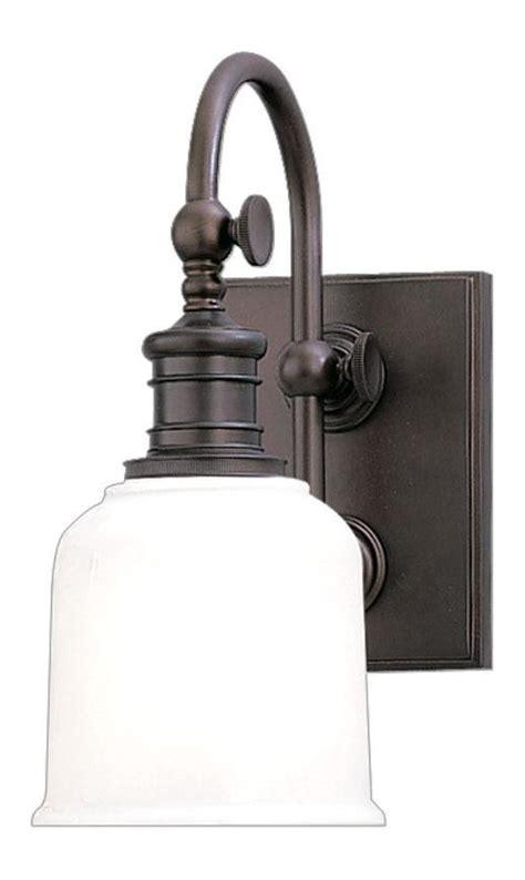brass bathroom sconces hudson valley aged brass keswick 1 light bathroom wall