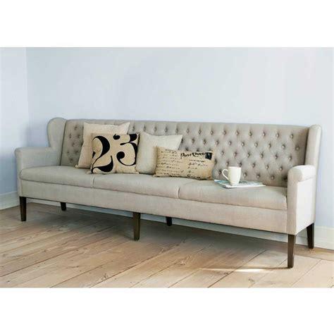 esszimmer sofa in beige mit stoffbezug auf pharao24 de