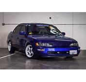 Steve Taylor's 1994 Toyota Corolla – IDRC  Import Drag