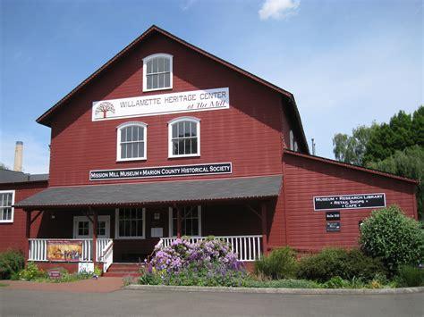 Salem Oregon Court Records Mission Mill Museum Salem Oregon History Museums On Waymarking