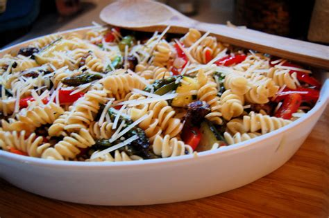 Garden Vegetable Pasta Bake W Italian Sausage The Garden Vegetable Pasta
