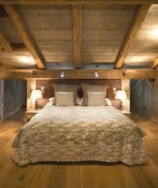Log Cabin Bedroom Decorating Ideas d 233 co chalet montagne 99 id 233 es pour la chambre 224 coucher