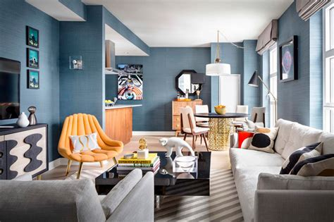 Adler Design by Jonathan Adler Interior Design The Lacquerie