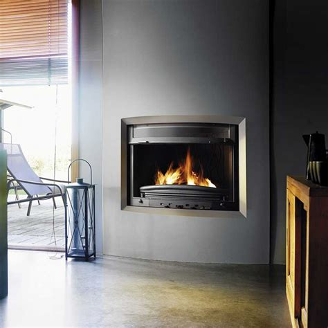 Foyer 700 14kw En Fonte Invicta by Invicta Fireplaces Panoramic 700 Raisable 70 Cm