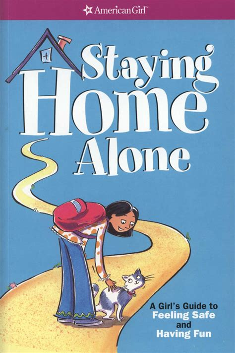 alone books staying home alone child safety books