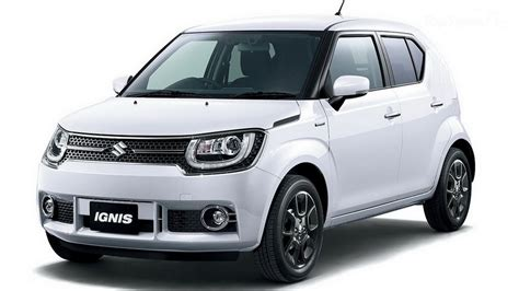Suzuki Ignus 2016 Suzuki Ignis Picture 648904 Car Review Top Speed