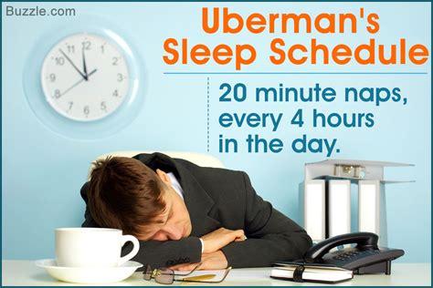 uberman sleep does the uberman s sleep schedule really work