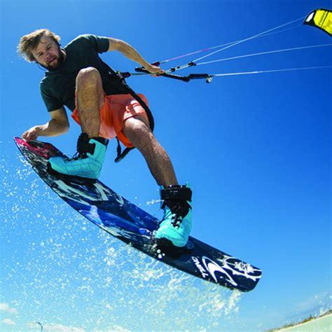 Sam Light by Slingshot Refraction 2016 Sam Light Pro Kiteboard King