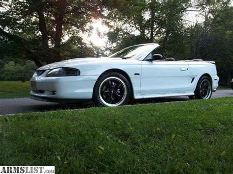 1996 ford mustang gt convertible for sale armslist for sale 1996 ford mustang gt convertible