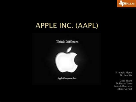 Apple Inc Powerpoint Template Reboc Info Apple Inc Powerpoint Template