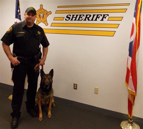 Butler County Sheriff Office by K 9 Kaiser Joins Butler County Sheriff S Office Dayton