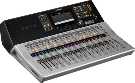 Mixer Yamaha Tf3 yamaha tf series digital consoles tf stagemix mobile