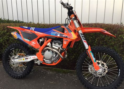Www Ktm Co Uk Ams Deal Of The Week 2017 Ktm 250 Sx F Factory Edition
