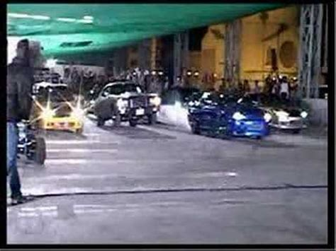 fast and furious marathon 1st race fast and furious 4 youtube