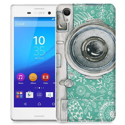 Kamera Sony M4 Aqua svenskdesignad mobilskal till sony xperia m4 aqua