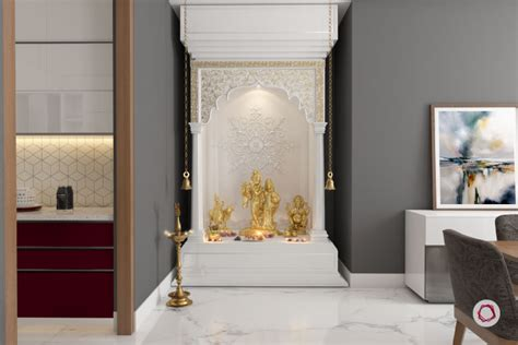 interior design for mandir in home 7 trendy colour ideas for pooja room