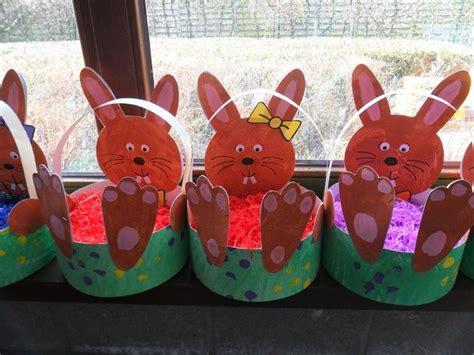 paper basket craft ideas easter basket craft ideas for preschoolers find craft ideas