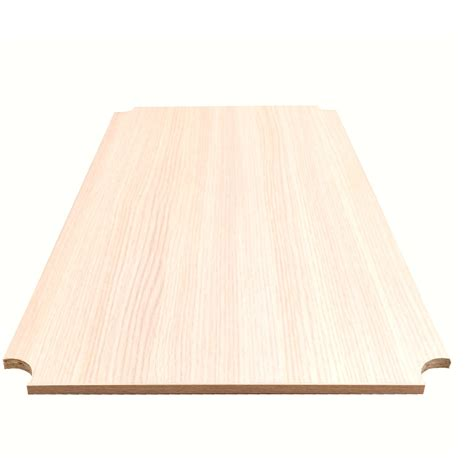 scaffali di legno copripiani in legno per scaffali in acciaio cromato e filo