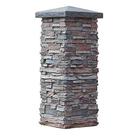 decorative deck columns 1000 ideas about stone columns on pinterest columns