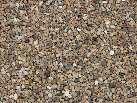pin pea gravel on